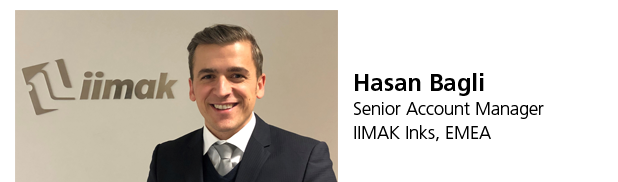 IIMAK Appoints New Sr Account Manager in the EMEA Region